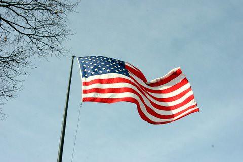 American Flag St Louis, 15th Dec 2006