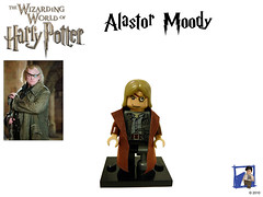 Alastor Moody photo by tin7_creations