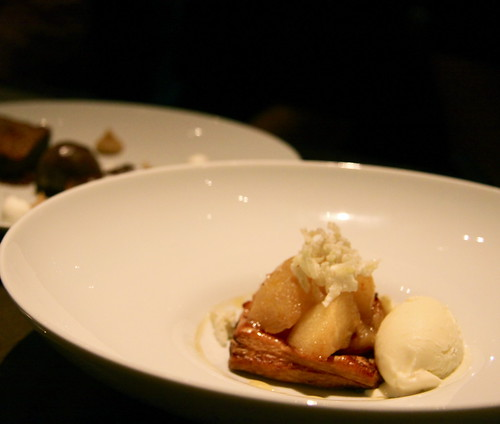 Prospect, San Francisco - Asian Pear Tart