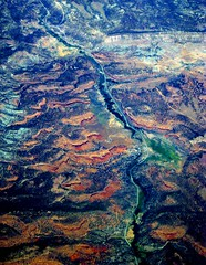 Arial Canyons of New Mexico photo by moonjazz
