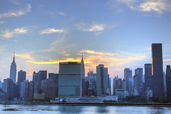 Manhattan, New York City Skyline photo by Kevin Labianco