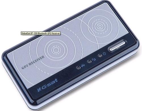 GlobalSat BT-359 Bluetooth GPS Receiver