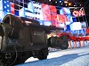Camera Used on Stage For Republican Debate