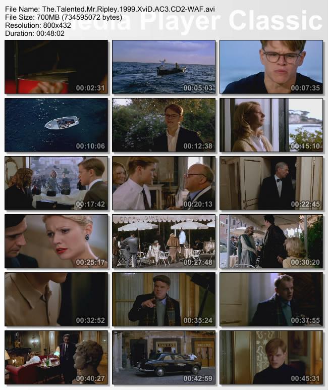 The.Talented.Mr.Ripley.1999.XviD.AC3.CD2-WAF