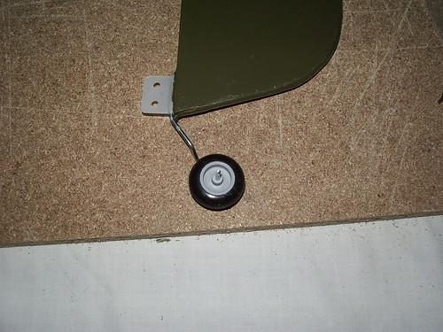 Montaje del Spitfire
