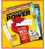 Nintendo Power Mangazine