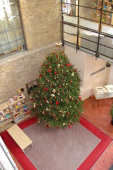 Office Christmas Tree #3