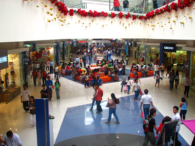 Spacious Floor Mall