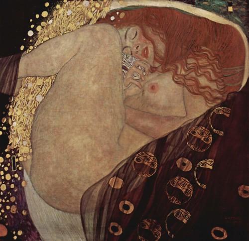 Danae (Gustav Klimt)