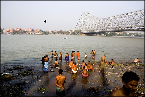 Ghat Activities 6 | Howrah Bridge