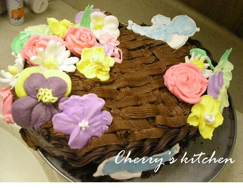 wilton cake 2