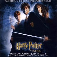 HP 2 soundtrack front