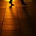 街灯のステップ