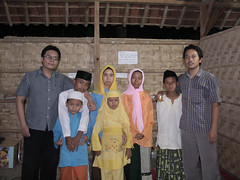 Bersama Anak-Anak di Yayasan Fifarrul Ilallah