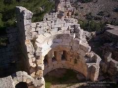 St. Simeon Cathedral Ruins