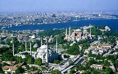 Modern Istanbul, Turkey