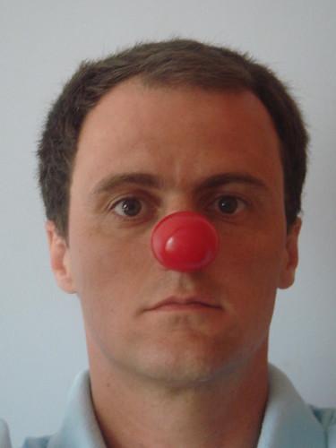 Meu nariz de palhaço causado pelo aumento dos deputados