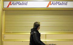 Cierre de Air Madrid