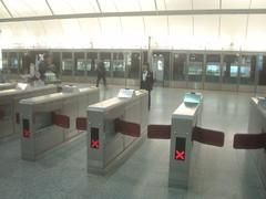 60.機場快線入口