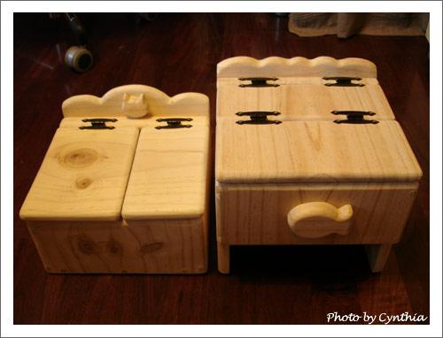 貓&魚小置物盒