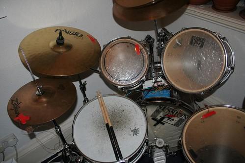 Arduino drum kit mohoyt