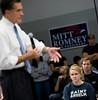 Gov. Mitt Romney at Saint Anselm College - 10/4/07