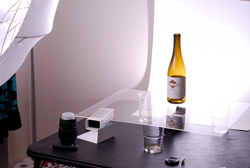 Wine Bottle setup (by You)