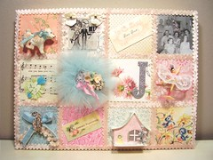 lovely lovely bits & pieces from Mary!! photo by holiday_jenny