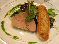 Confit de foie gras de canard