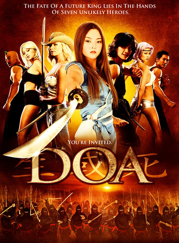 Movie Review Doa Dead Or Alive Pr0n Shaolintiger Kung