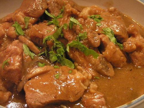 easy veal stew