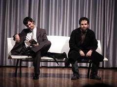 Juan Siles y Daniel Galan (Jorge Angulo y Textor Texel)