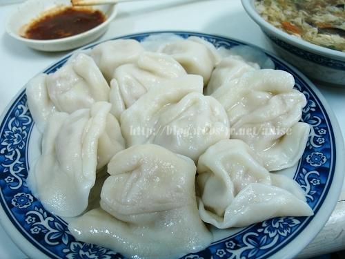 豪季水餃店-豬肉水餃