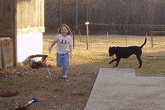 Ashlee Got the Stick 1 121506