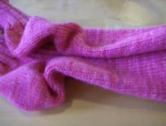 pink Sonja socks