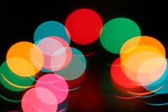 Lensbaby: Holiday Lights
