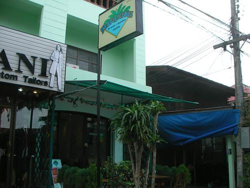 サムイ島-icecream shop@bophut