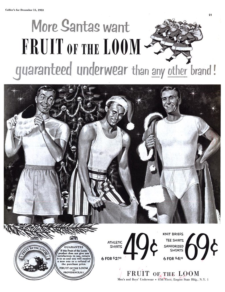 Fruit of the Loom - published in Collier's - December 11, 1953