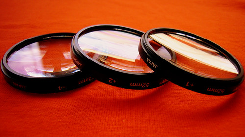 Close-up Lens Set