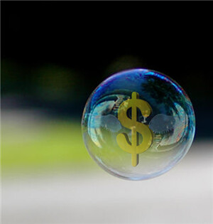 Dollar Bubble
