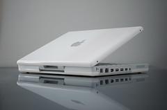 Apple iBook photo by Matthew Piper