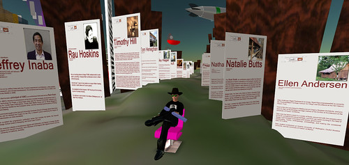 Architecture Congress Streaming into Second Life
