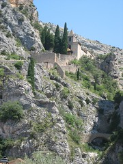 IMG_1817 (Moustiers-Sainte-Marie, Provence-Alpes-Côte d'Azur, France) Photo
