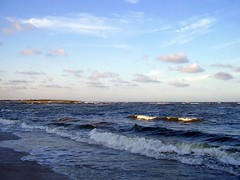ocean at st. simons photo by J Bradley