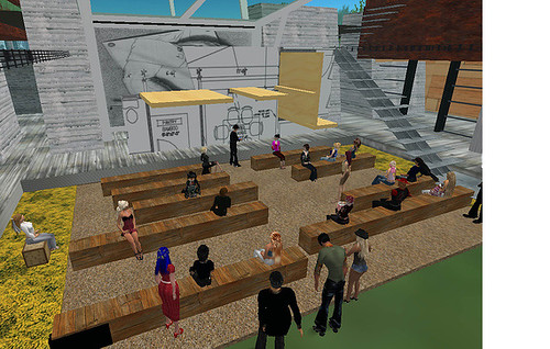 Weekly Architecture Discussions – Thursdays at 6PM SL-time