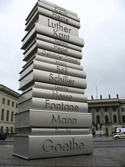 Walk of Ideas - German Authors photo by venana
