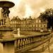 Gardens of Luxembourg. Paris.-