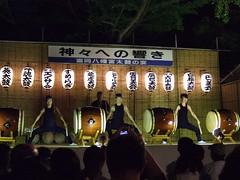 富岡八幡宮太鼓の宴 すめらぎ