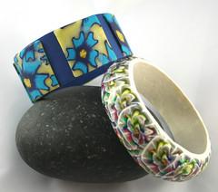 Duas pulseiras photo by Cláudia Reis