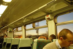Glasgow train at 8am